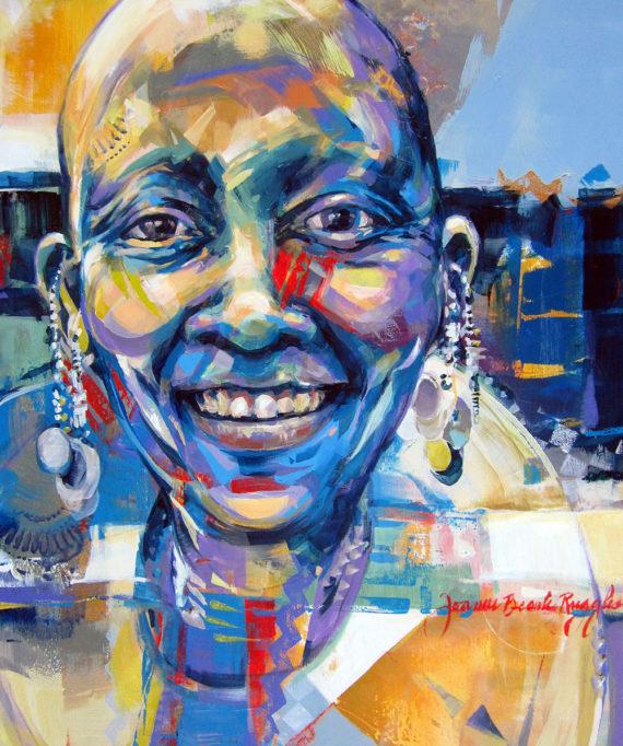 Maasai Wife 2